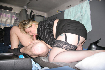 Wife Fucked In Truck 36