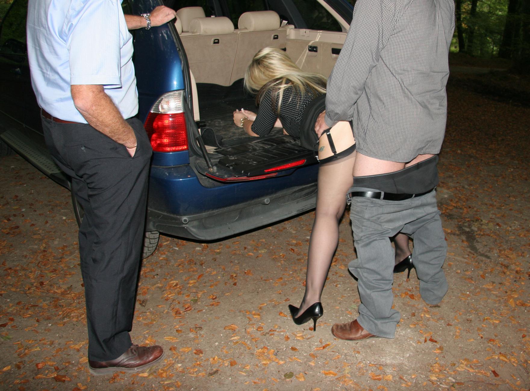 Только русские дорожные проститутки